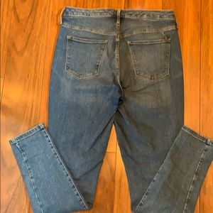 Mossimo Supply Co. Jeans - Mossimo skinny jeans high waisted Size 12